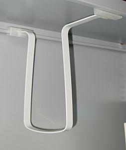 Hangboekensteun voor onder legbord met diepte 300 mm