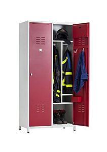 Brandweer garderobekast ITF