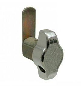 Standaard klinksluiting verchroomd model 0002-00